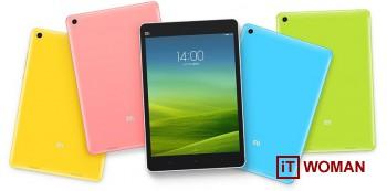 Компания Xiaomi бросает вызов планшетам Apple и Samsung