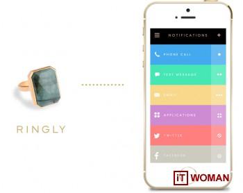 Окольцевали: стильный перстень, который присоединяется к смартфону