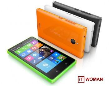 Nokia выпускает смартфон на Android
