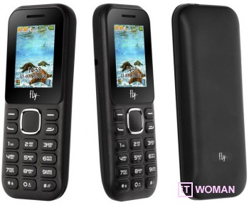 Просто и со вкусом. Новый мобильный телефон Fly DS104D