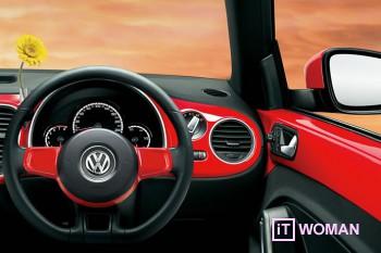 Volkswagen выпускает весенний женский автомобиль в ограниченном количестве