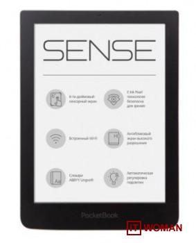 Для любителей почитать - новый ридер PocketBook Sense