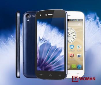 Prestigio представила смартфон Grace X3