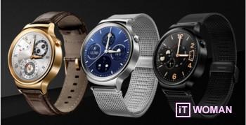 Huawei представила смарт-часы Huawei Watch