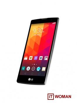 LG представила бюджетные изогнутые смартфоны