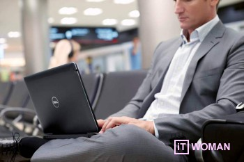 Ноутбуки бизнес-класса Latitude от Dell теперь в Украине