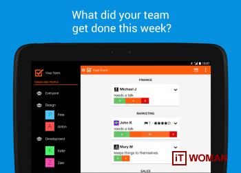 Как контролировать сотрудников с помощью приложения?