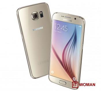 Когда смартфону больше внимания, чем владельцу... Samsung Galaxy S6