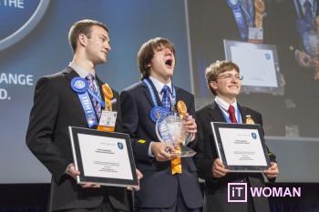 В Украине состоится первый национальный этап конкурса молодых ученых Intel ISEF 2016
