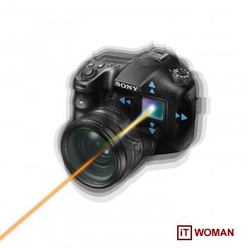 Sony представляет камеру α68 с байонетом A и системой автофокуса 4D FOCUS
