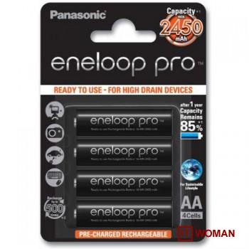 ���������� ���������� �������� Panasonic eneloop